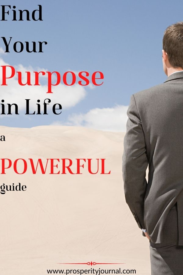 Find Your Purpose in Life Meaning, passion, why, How to.